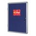 Bi-Office BI OFFICE LOCK INT DISP CASE 180X120 BL