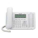 Panasonic KX-NT543X Wired handset LCD White IP phone