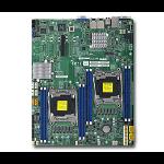 Supermicro X10DRD-L Intel C612 Socket R (LGA 2011) Extended ATX server/workstation motherboard
