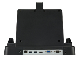 Desktop Cradle With Dual Monitor Support For Toughpad FZ-G1 (FZ-VEBG11AU)