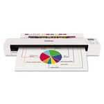 Brother DS-820W scanner Sheet-fed scanner 600 x 600 DPI A4 White