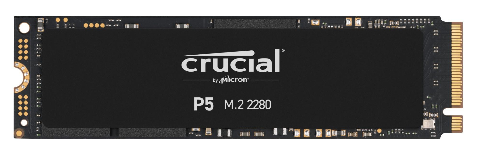 Crucial P5 M.2 250 GB PCI Express 3.0 3D NAND NVMe