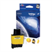 Brother LC-900YBPDR Ink cartridge yellow, 400 pages @ 5% coverage