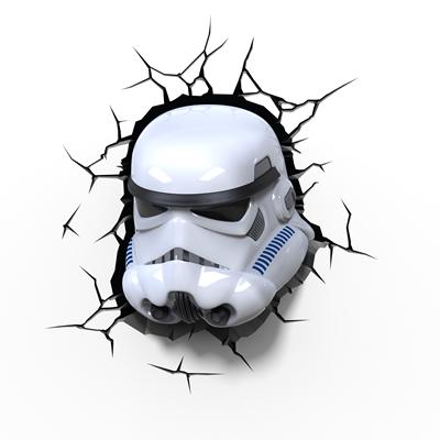 TARGET 3D Wall Light Storm Trooper
