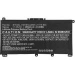 MicroBattery MBXHP-BA0171 industrial rechargeable battery Lithium Polymer (LiPo) 3550 mAh 11.55 V