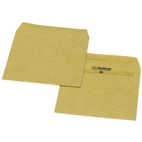 New Guardian Wage Envelopes Press Seal Manilla 108x102mm [Pack 1000]
