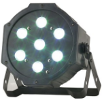 Generic 7 x 4W RGB LED Par Stage Light