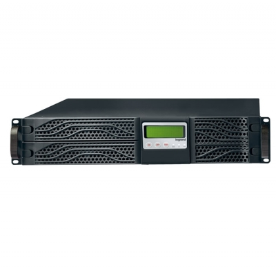 Legrand Keor Line RT Line-Interactive 2200VA 9AC outlet(s) Rackmount/Tower Black uninterruptible power supply (UPS)