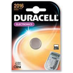 Duracell Specialties - Electronics batteries 2016 2PK Lithium 3V non-rechargeable battery