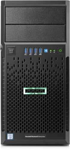 Hewlett Packard Enterprise ProLiant ML30 Gen9 server 3 GHz Intel® Xeon® E3 v6 E3-1220 v6 Tower (4U) 350 W