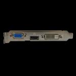 GALAX y Geforce GT710 1GB, GDDR3, 64 bit, Dual-link DVI-D/ HDMI/ VGA, PCI-E 2.0