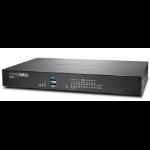 SonicWall TZ600 Promotional Tradeup cortafuegos (hardware) 1500 Mbit/s Escritorio
