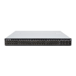 Mellanox Technologies MSN2410-BB2FC network switch Managed None Black 1U
