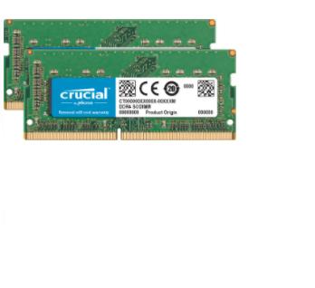 Crucial 32GB DDR4-2400 módulo de memoria 2400 MHz