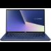 """ASUS ZenBook Flip 13 UX362FA-EL206R ordenador portatil Azul Híbrido (2-en-1) 33,8 cm (13.3"""") 1920 x 1080 Pixeles Pantalla táctil 8ª generación de procesadores Intel® Core™ i7 i7-8565U 16 GB LPDDR3-SDRAM 512 GB SSD"""