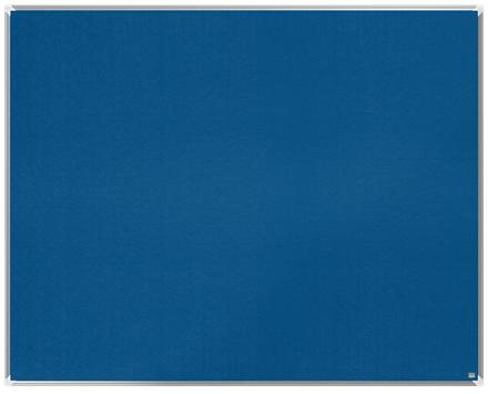 Nobo Premium Plus insert notice board Indoor Blue Aluminium