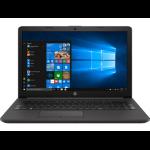"HP 250 G7 Zwart Notebook 39,6 cm (15.6"") 1366 x 768 Pixels 2,3 GHz Zevende generatie Intel® Core™ i3 i3-7020U"