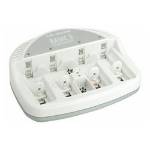 Ansmann Basic 5 Plus White Indoor battery charger