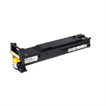 Konica Minolta A06V253 Toner yellow, 12K pages @ 5% coverage