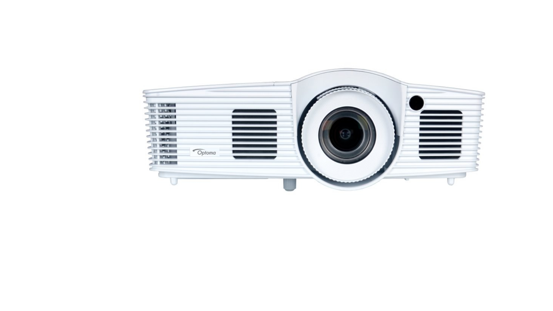 Optoma eh416 4200ansi lumens dlp 1080p 1920x1080 3d for Small powerful projector