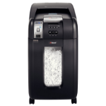 Rexel Auto+ SmarTech 300X paper shredder Cross shredding 4 cm 60 dB Black