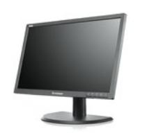 "Lenovo ThinkVision LT2423 24"" Full HD Black computer monitor"