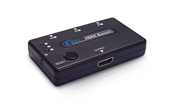 Dynamode C-HDMI-31 video switch
