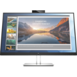 "HP E24d G4 60.5 cm (23.8"") 1920 x 1080 pixels Full HD Gray"