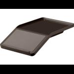 HP SL-WKT101 mueble y soporte para impresoras Negro