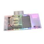 Thermaltake CL-W248-CU00SW-A hardware cooling accessory Stainless steel,Transparent