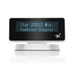 Star Micronics SCD222U 20 cijfers USB 2.0 Wit