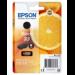 Epson Oranges Singlepack Black 33 Claria Premium Ink