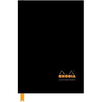 RHODIA BUSINESS BOOK A5 CBND HB NBK BLK