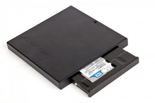 Lenovo ThinkCentre Tiny DVD Super Burner optical disc drive Internal Black DVD±RW