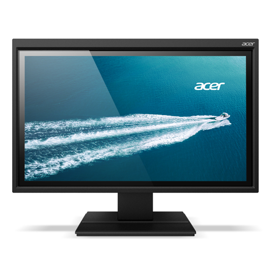 "Acer B6 B226HQL 21.5"" Grey Full HD"