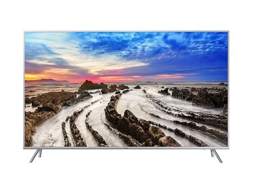 "Samsung MU7000 65"" 4K Ultra HD Smart TV Wi-Fi Silver LED TV"