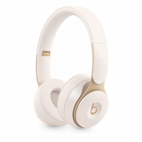 Apple Solo Pro Headphones Head-band Ivory