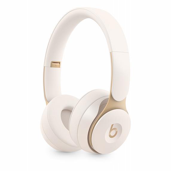 Apple Solo Pro Auriculares Diadema Marfil
