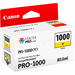 Canon 0549C001 (PFI-1000 Y) Ink cartridge yellow, 3.37K pages, 80ml
