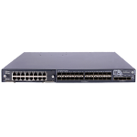 Hewlett Packard Enterprise 5800-24G-SFP Switch w/1 Interface Slot Managed L3 1U Grey