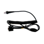 "Honeywell CBL-120-300-C00 serial cable Black 118.1"" (3 m) RS-232C"