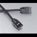 Akasa SATA3-100-BK 1m Black SATA cable