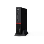 Lenovo ThinkCentre M715 DDR4-SDRAM PRO A6-8570E mini PC 6th Generation AMD PRO A6-Series 4 GB 32 GB SSD Windows 10 IoT Enterprise LTSB Black