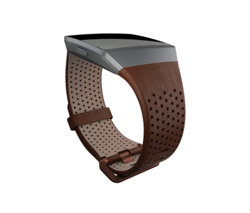 Fitbit FB-164LBDBL Brown