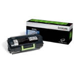 Lexmark 52D2H0L (522HL) Toner black, 25K pages