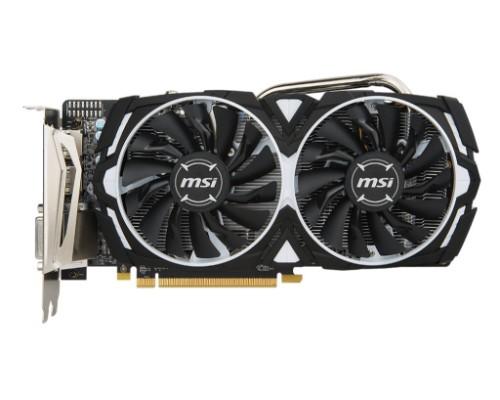MSI RX 570 ARMOR 8G OC graphics card Radeon RX 570 8 GB GDDR5