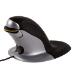 Fellowes 9894401 ratón USB 1200 DPI Ambidextro