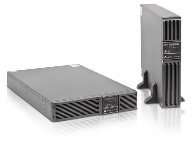 Vertiv Liebert PS1000RT3-230 1000VA 8AC outlet(s) Rackmount/Tower Black uninterruptible power supply (UPS)