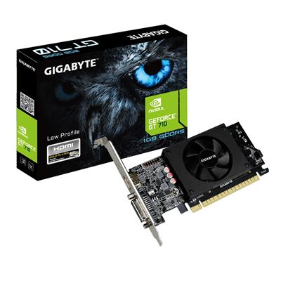 Gigabyte GV-N710D5-1GI graphics card GeForce GT 710 1 GB GDDR5