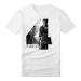 UNCHARTED 4 Silhouette '4' A Thief's End T-Shirt, Male, Large, White (TS282009UNC-L)